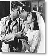 West Side Story, From Left Richard Metal Print