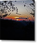 West Virginia Sunset 2 Metal Print