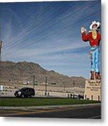 West Wendover Nevada Metal Print