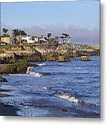 Westcliff Drive - Santa Cruz - California Metal Print