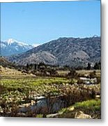 Western California Metal Print