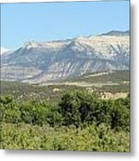 Western Colorado Metal Print