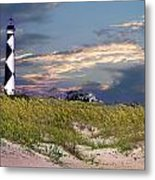 Western Front Cape Lookout Metal Print