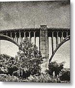 Westinghouse Bridge Pano Metal Print