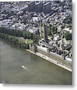Westminister, London Metal Print