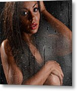 Wet 2 Metal Print by Jt PhotoDesign