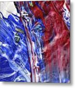 Wet Paint 61 Metal Print