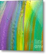 Wet Paint 8 Metal Print