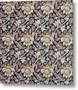 Wey Design Metal Print by William Morris
