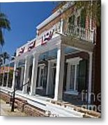 Whaley House Old Town San Diego Metal Print