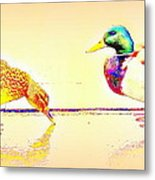 Whatever You Are Looking For, You Will Find It  Metal Print