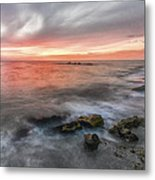 What Ends The Day Metal Print
