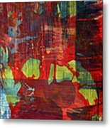 What Happened In The Meantime Metal Print