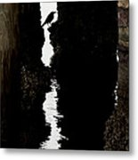 What Lies Beneath Metal Print