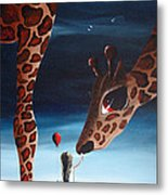 What Matters Most By Shawna Erback Metal Print
