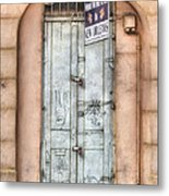 What To See And Do In New Orleans Metal Print
