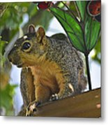 What Was That? Metal Print
