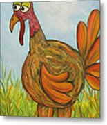 What's For Dinner? Metal Print