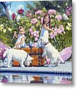 Whats Your Cup Of Tea Metal Print