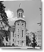Wheaton College Blanchard Hall Metal Print by University Icons