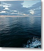 When God Bless Artists And Dreamers . Miracle Baltic See Metal Print