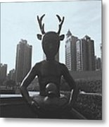 When I Was Young Metal Print