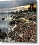 When I'm Up At Sunrise Metal Print
