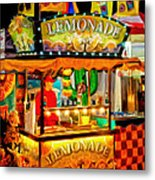 When Life Gives You Lemons Metal Print
