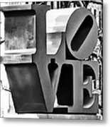 When Love Comes To Town Metal Print