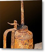 When Rust Is A Must Metal Print
