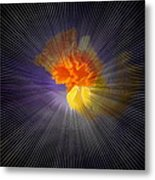 When The Sky Was Opened Metal Print