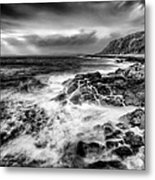 When The West Wind Blows Metal Print