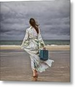When The Wind Blows Away My Dreams Metal Print