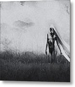 When There's No Place Left To Go Metal Print by Hazel Billingsley
