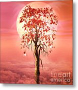 Where Angels Bloom Metal Print