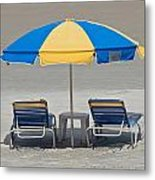 Where Are All The Beach Bums? Metal Print