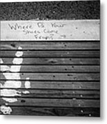 Where Do They Come From? Metal Print