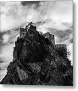 Italian Landscape - Where Dragons Fly  Metal Print