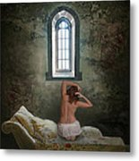 Where Freedom Is A Dream Metal Print by Maureen Tillman