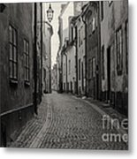 Where Have All The People Gone 3 Metal Print