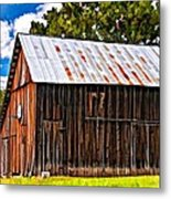Where March Madness Begins 2 Metal Print