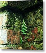 Where There Is A Will Metal Print