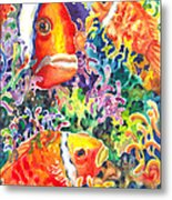 Where's Nemo I Metal Print