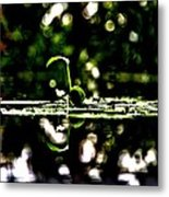 Which Way Is Up Metal Print