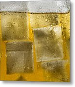 Whiskey Metal Print