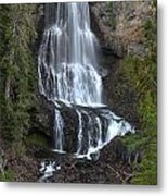 Whistler Waterfalls - Alexander Falls Metal Print