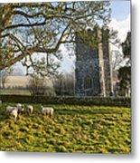 Whitcombe Church Metal Print