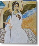 White Angel  Metal Print by Jovica Kostic