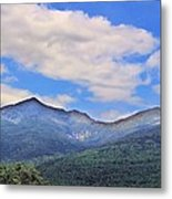 White Mountains Metal Print