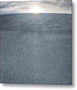 White Sands Metal Print
